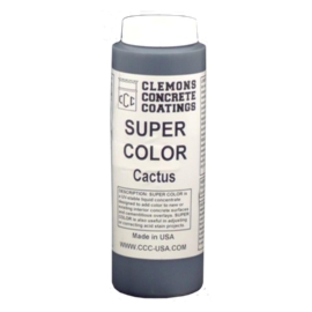 Super Color Uv Stable Semi Transparent Concrete Stain