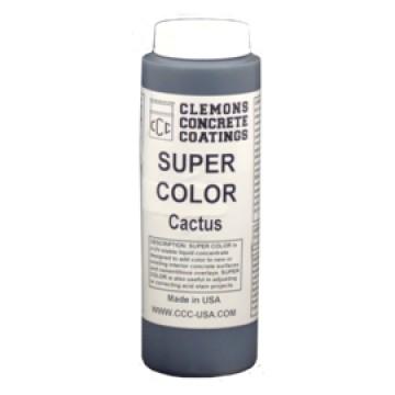 Super Color (UV Stable Semi-Transparent Concrete Stain)
