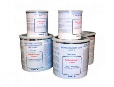 Industra-Coat Epoxy & Urethane Complete Kit-Satin/Matte