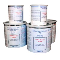 Industra-Coat Epoxy & Urethane Complete Kit-Satin/Matte