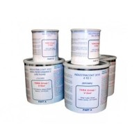 Industra-Coat 3520 Low Gloss Urethane Topcoat