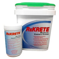 ReKrete - Waterless Oil Cleaner