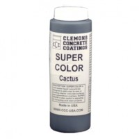 Super Color (UV Stable Semi-Transparent Concrete Stain)