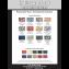 Industra-Coat Paint Chip Color Chart