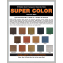 Super Color Color Chart