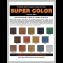 Super Color Color Chart