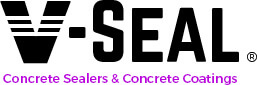 V-SEAL: Commercial and Residential Concrete Sealers and Concrete Coatings