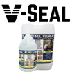 V-Seal - Concrete Sealer and Concrete Coatings