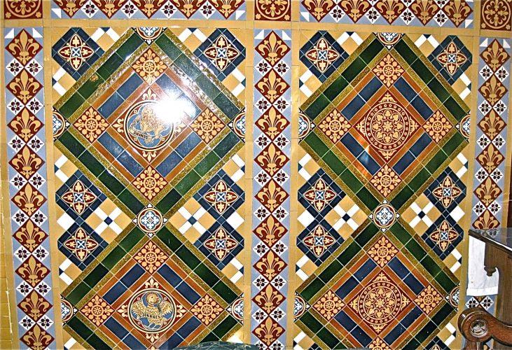 what is encaustic tile?