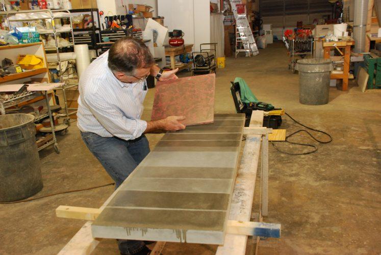 sealing encaustic tile