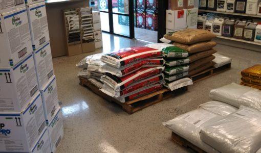 Commercial DIY Spotlight: Advanced Turf Solutions Showroom Floor