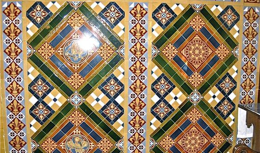 What is Encaustic Tile and How do you Apply it?