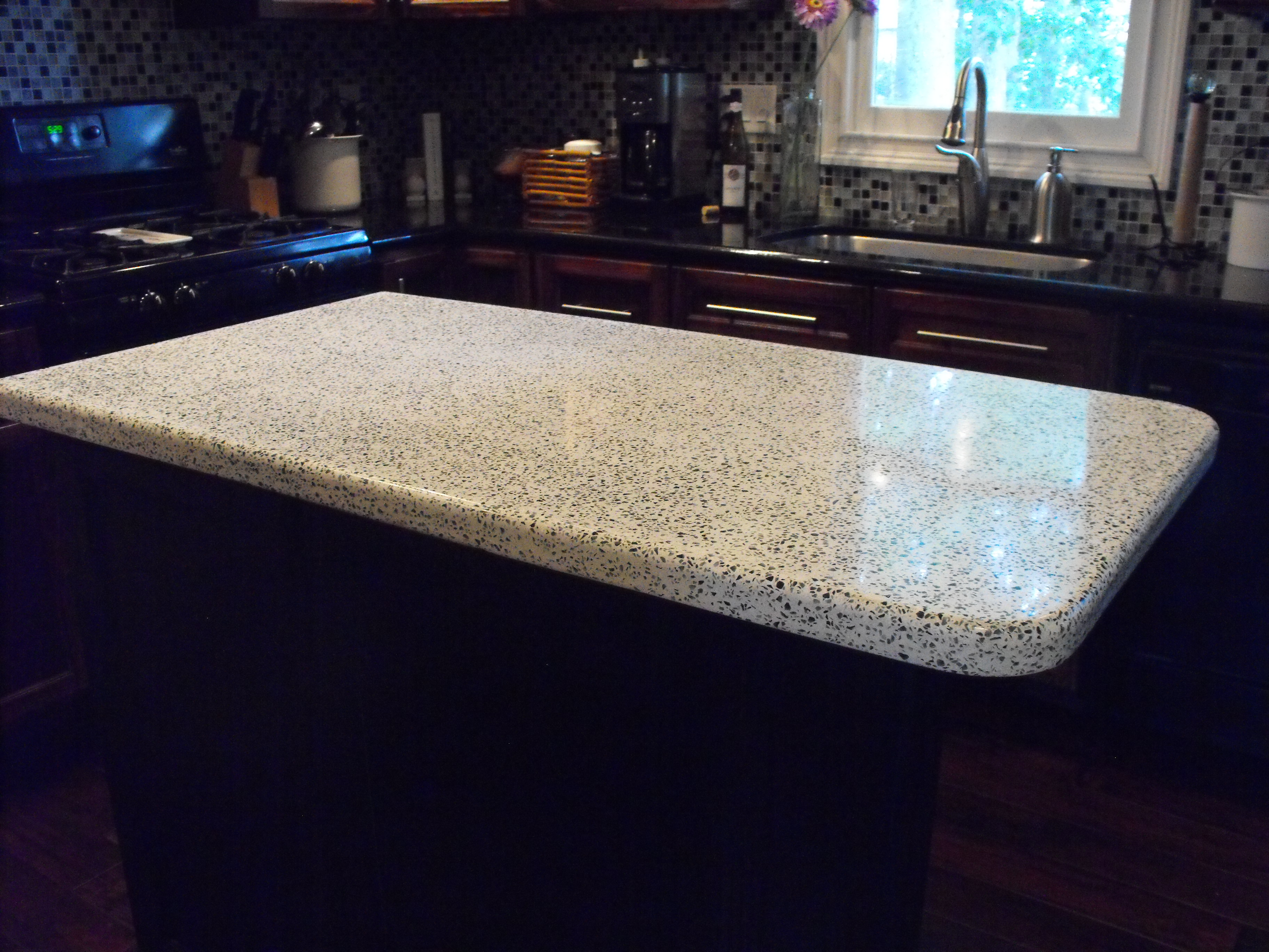 Choosing a Concrete Countertop Sealer