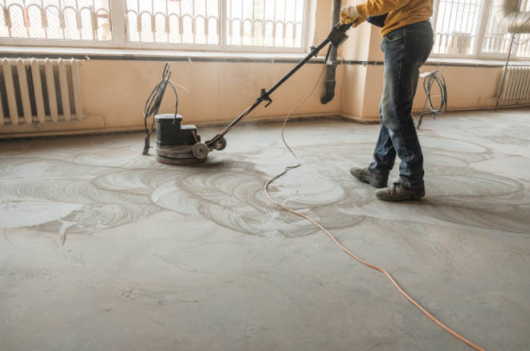 How To Prepare Concrete For Sealers